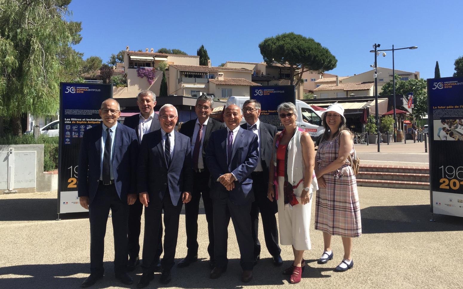 Sophia-Antipolis : La première technopole d'Europe fête ses 50 ans !