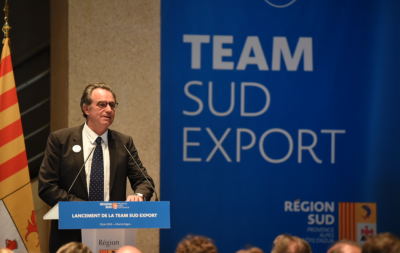 La Région Sud lance Team Sud Export pour booster les exportations