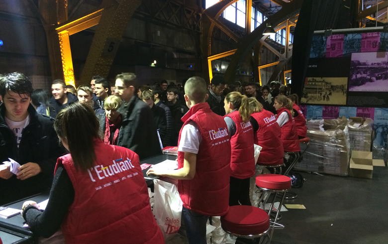 ecomnews comment r ussir son orientation avec le 28 me On salon etudiant bordeaux