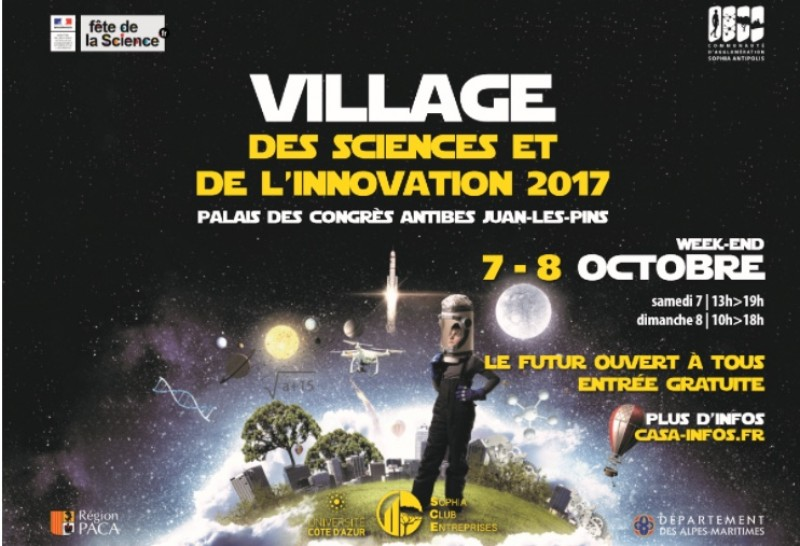 Villagesciences-affiche
