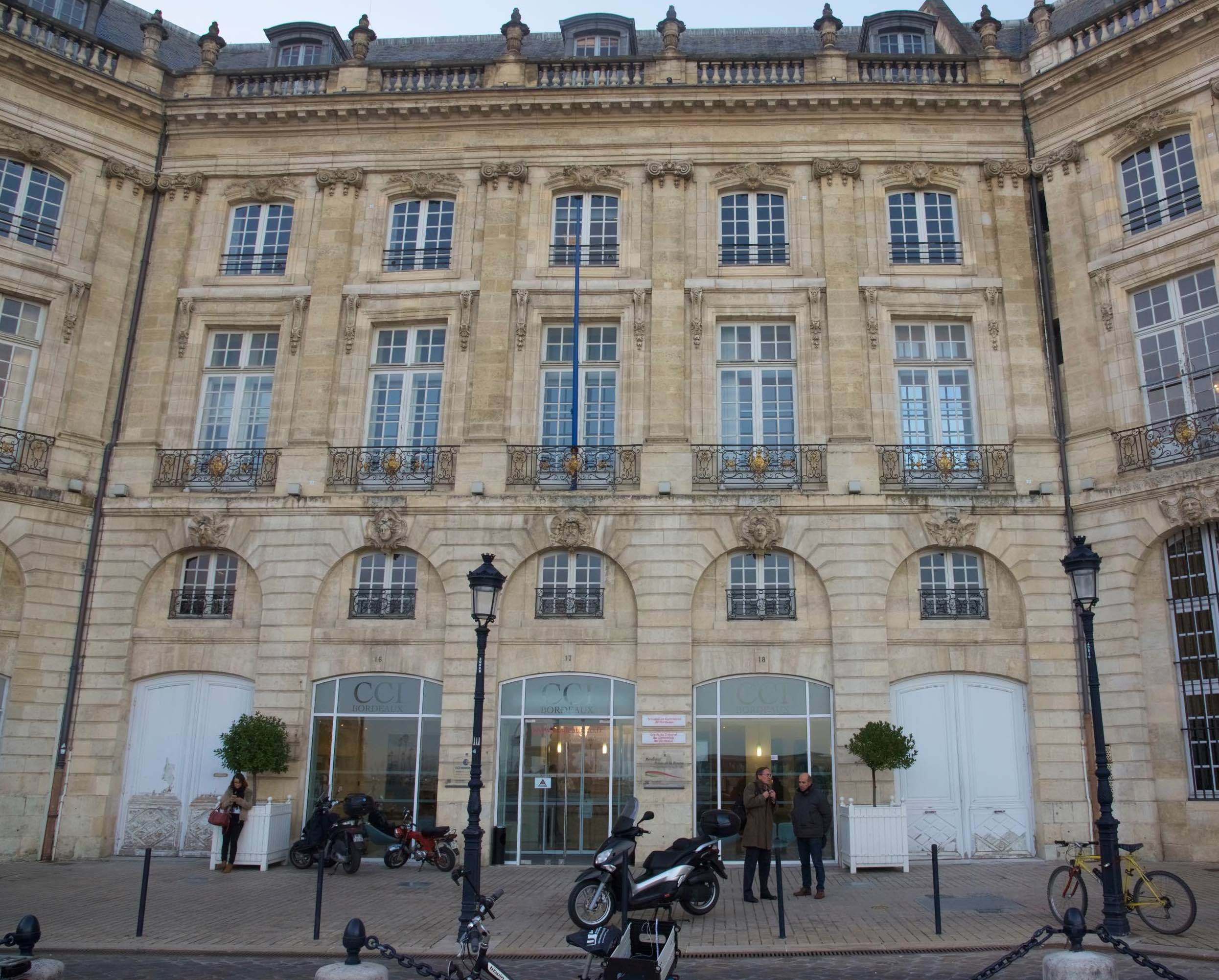 Ecomnews bordeaux le programme start up lev e de for Chambre de commerce de bordeaux